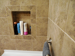 Recent bathroom remodeling and tile installation in Eagle River, AK #3 copy