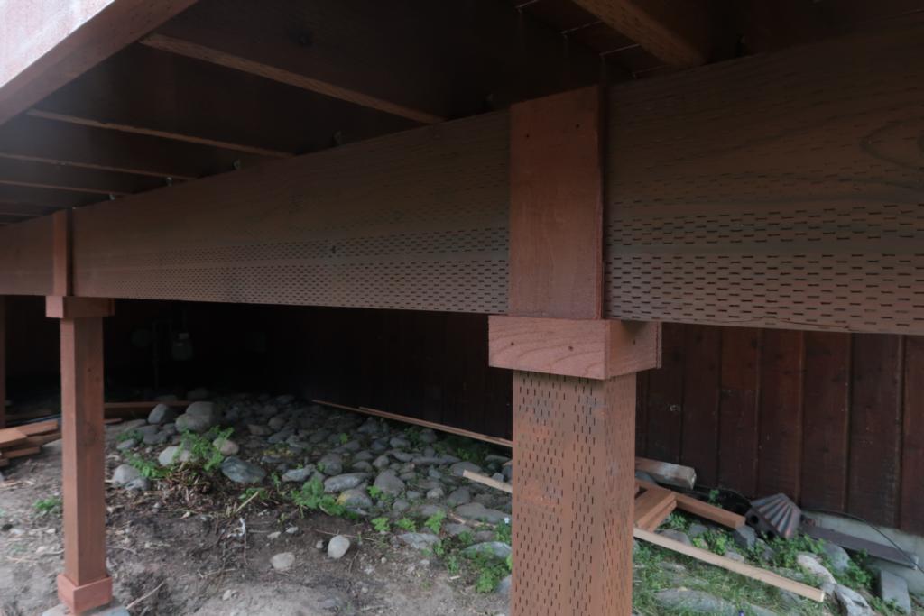 Deck Repair -Cedar My Deck #3 by Acorn Maintenance Repair