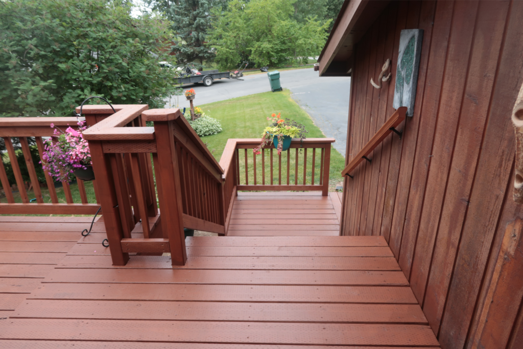 Home Repair-Deck Restoration-Cedar My Deck #7 by Acorn Maintenance Repair