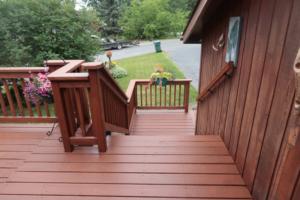 Home Repair-Deck Restoration-Cedar My Deck #7 by Acorn Maintenance Repair