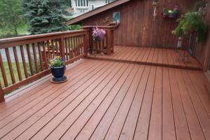 Home Repair-Deck Restoration-Cedar My Deck #8 by Acorn Maintenance Repair