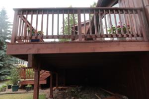 Home Repair-Deck Restoration-Cedar My Deck #4 by Acorn Maintenance Repair