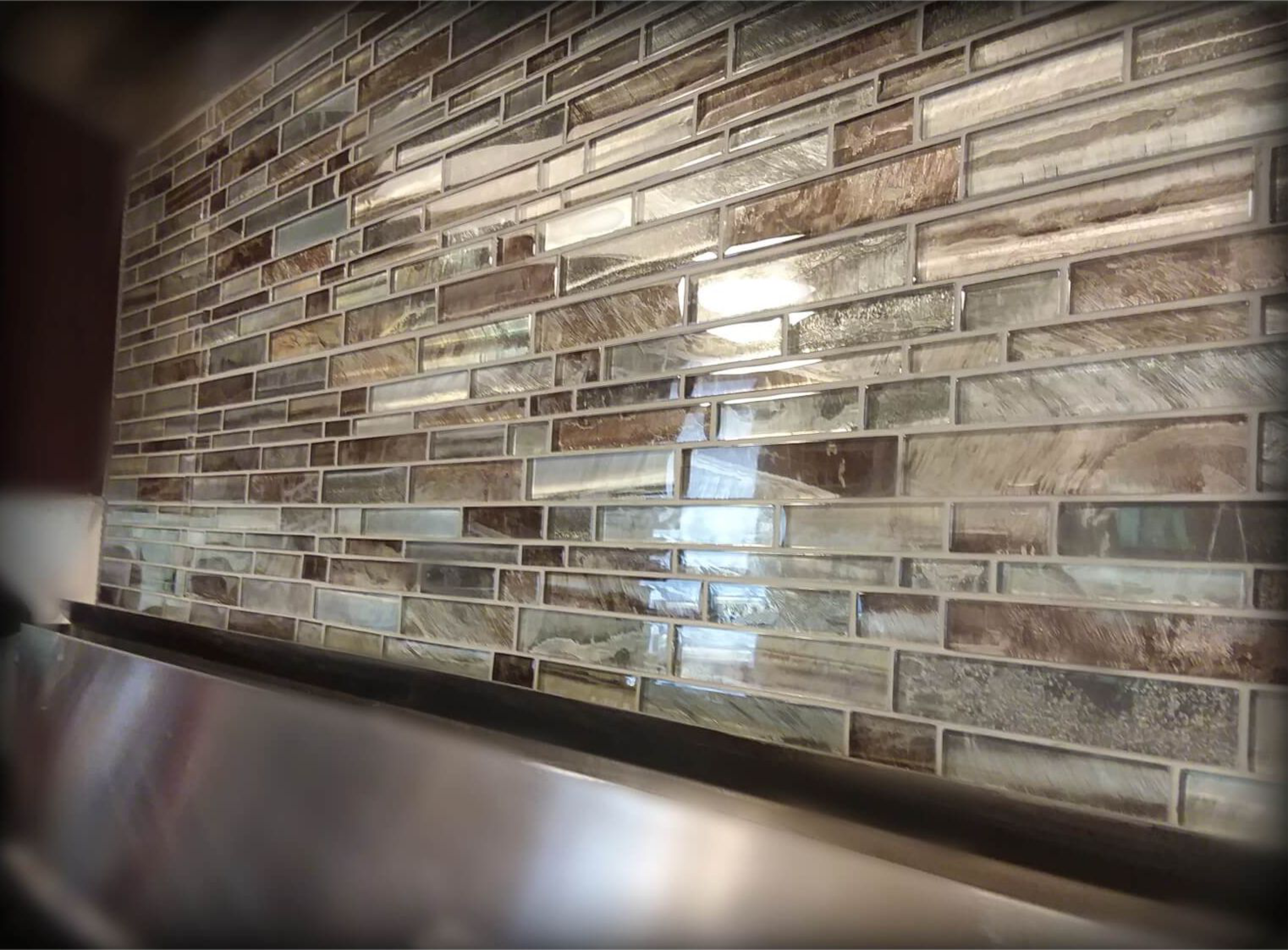 Home Repair-Capentry-Gourmet Backsplash #3 by Acorn Maintenance Repair