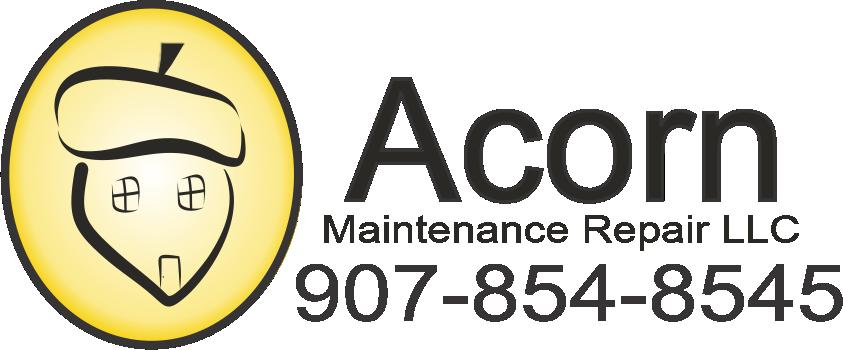 Acorn Maintenance Repair Logo #1
